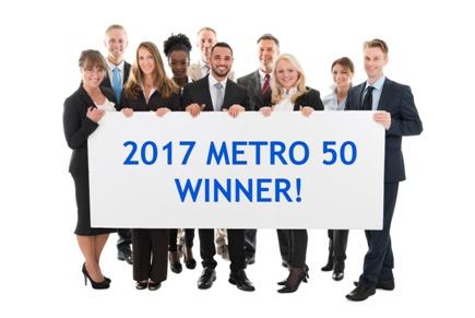 2017 Metro 50 winner - OneDOC