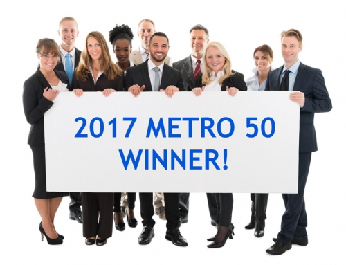 "OneDOC Is a ""2017 Metro Top 50"" Winner"