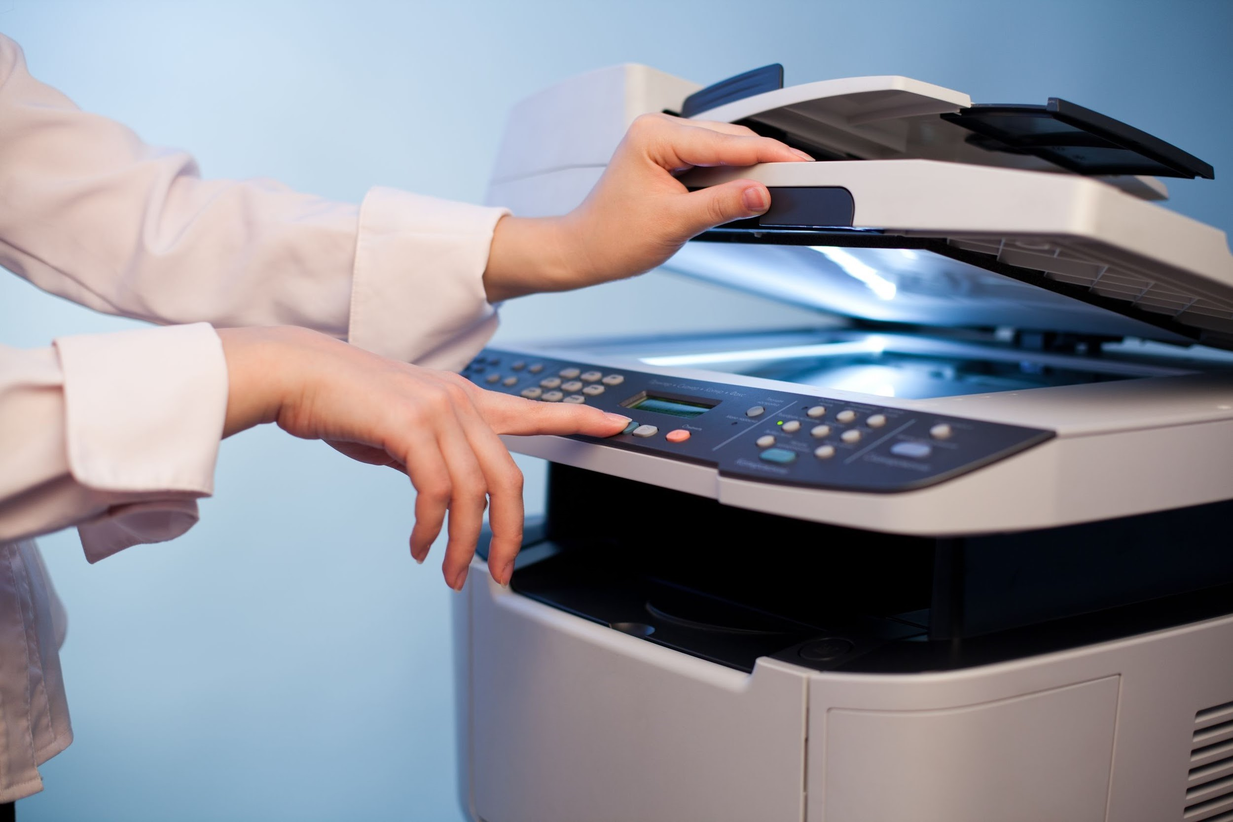 MPSOK - printing copier machine