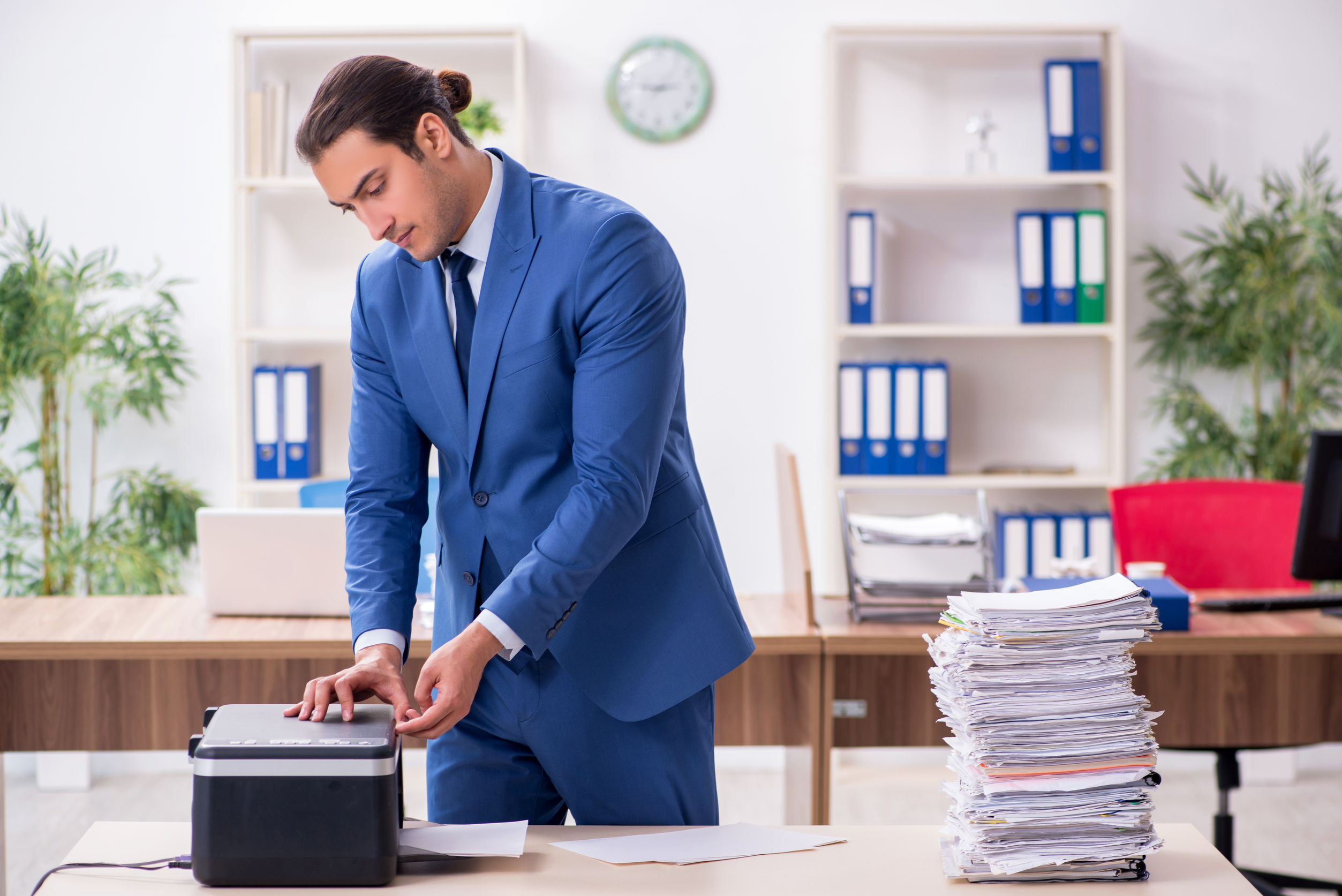 HOW MANAGED PRINT SERVICES BENEFITS THE RETAIL INDUSTRY