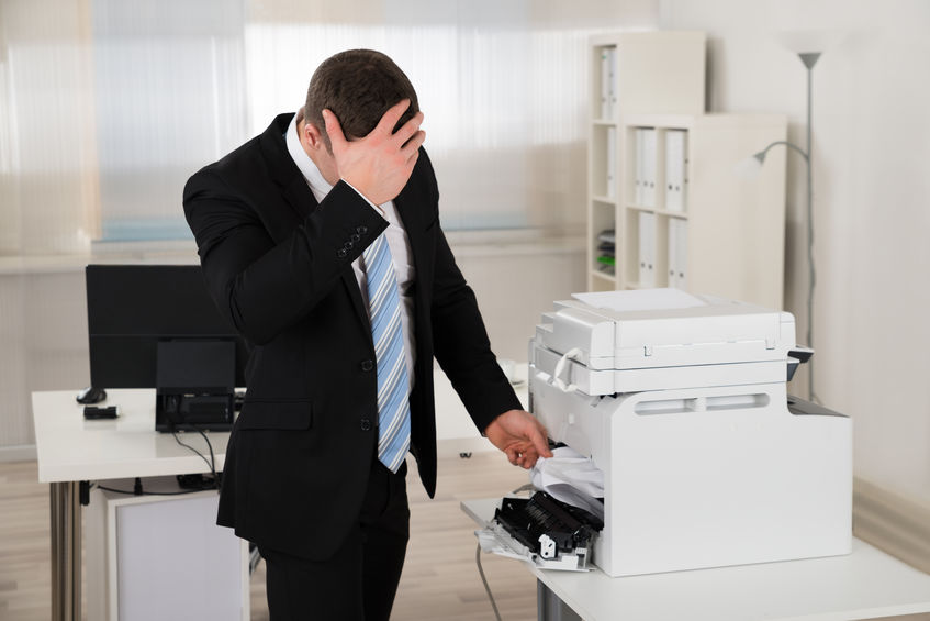 7 Common Printer Problems and how to fix them